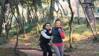 Şebnem ve Selim Spor Yaparsa (Kaçak Gelinler 27. Bölüm ŞebSel)