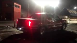 Chevy Avalanche 1/4mile 11.71