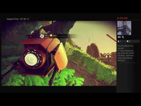 NO MAN'S SKY TWIN GOLDEN TOWERS!!!!