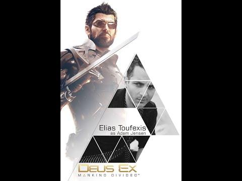 Elias Toufexis Deus Ex: Mankind Divided