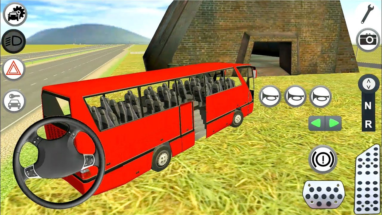 Download Bus Simulator Game 2018 - Android Gameplay FHD