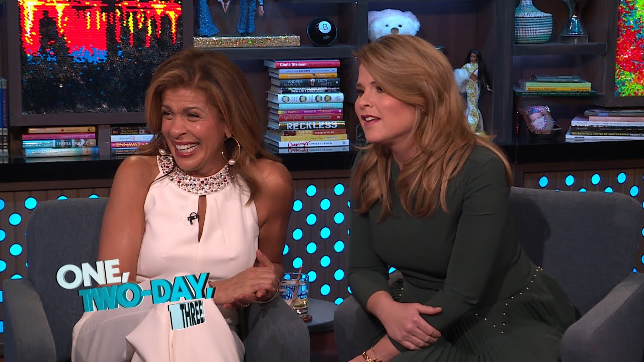 Hoda Kotb & Jenna Bush Hager Play One Two-Day Three!