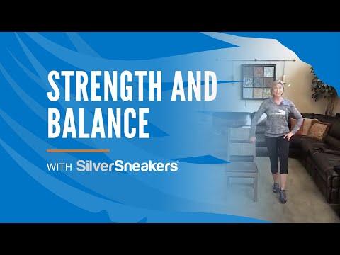 SilverSneakers: Strength \u0026 Balance 💪️