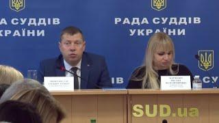 Рада судей выбирает членов Этического совета по проверке ВСП ОНЛАЙН-трансляция