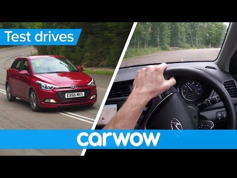 Hyundai i20 2018 POV review   Test Drives