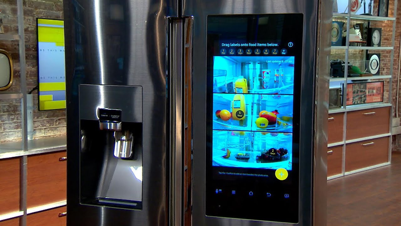 refrigerator amazon. from amazon echo to refrigerators, cnet tests smart home products refrigerator h