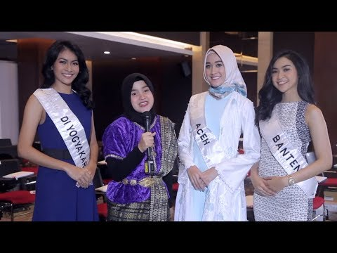 News Today: Welcome Miss Indonesia 2018 | Part 1 ( 12/02/2018 ) Miss Indonesia 2018