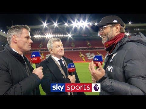 Jurgen Klopp hails his Liverpool side after 3-1 win over Manchester City   Post Match