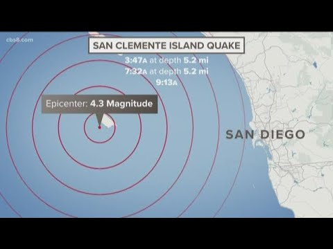 6.4-Magnitude Earthquake and Swarm of Aftershocks Rattle Southern California