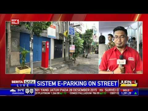 Pemprov DKI Jakarta Siap Terapkan e-Parking on Street