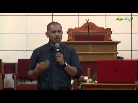 Elder Kili Silafau - American Samoa Bible Studies - Session 10