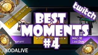 Saqué un Cuchillo en CS GO! - Best Twitch Moments #4