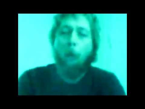 Degenerate Vegan Smokes Weed