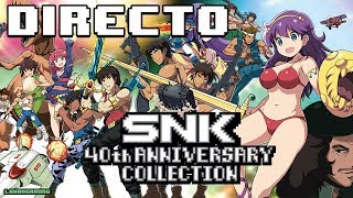 Vídeo SNK 40th Anniversary Collection