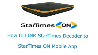 Download lagu HOW TO LINK StarTimes DECODER TO StarTIMES ON Mobile STREAMING APP