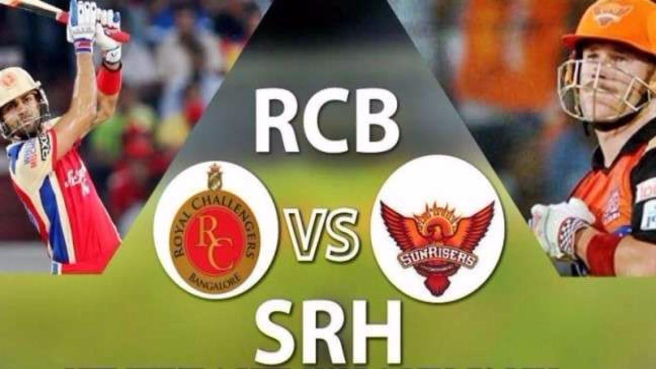 rcb vs srh