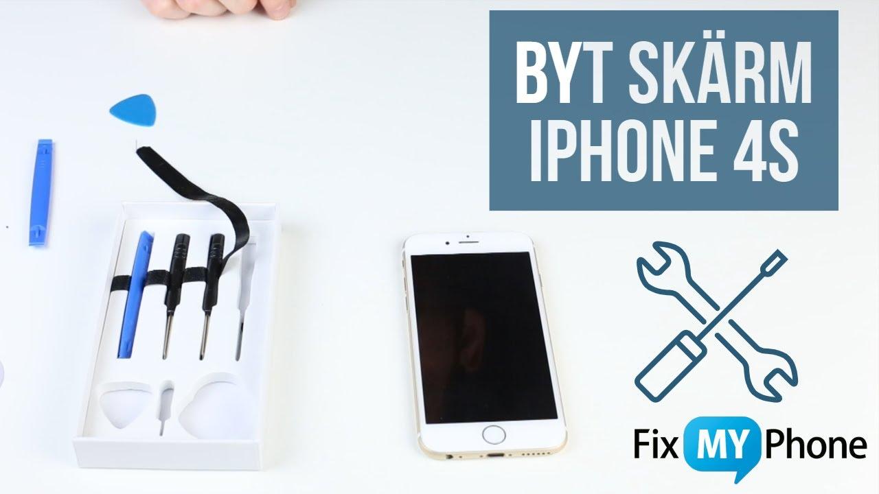 Fix My Phone >> Byt Skarm Sjalv Pa Iphone 5s Fix My Phone Laga Iphone Pa 30 Minuter