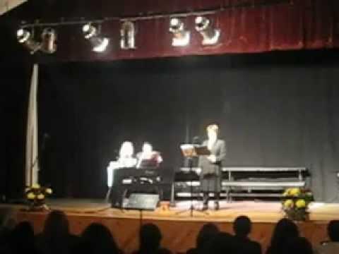 PAULINA ZAMORA (PIANO) VIVIANA HERNANDEZ (SOPRANO)