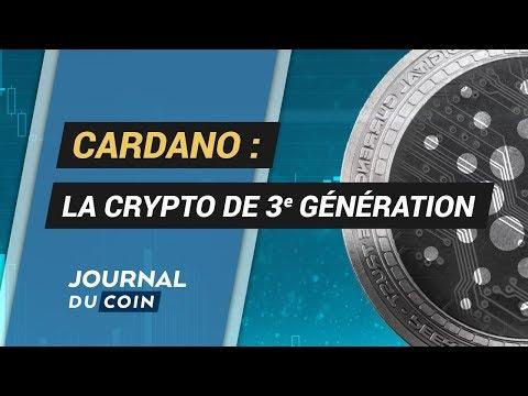 investissement crypto cardano