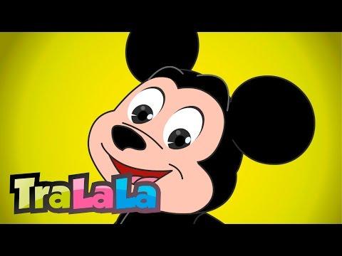 Mickey Mouse - Cântece pentru copii   TraLaLa