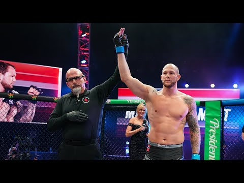 Marthin Hamlet Advances to the 2021 PFL Championship   Post Fight Interview