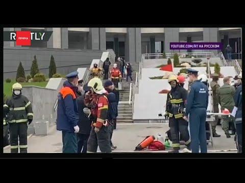 Пятеро пациентов на ИВЛ погибли в пожаре в Питере