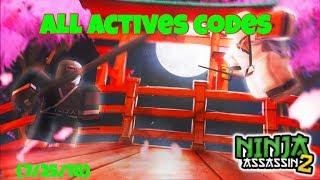 Ninja simulator 2 active codes