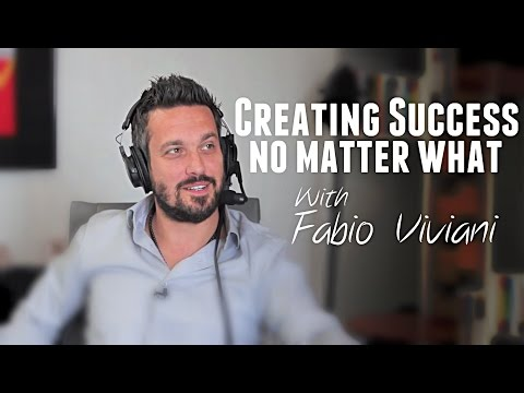 Top Chef Fabio Viviani on Creating Success No Matter What with Lewis Howes