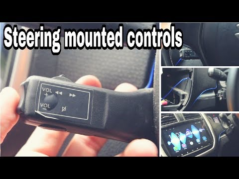 Install steering audio control in any Car.