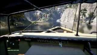 Graham and Tom play Far Cry 4 co-op, part 3: Pagan's Fortress