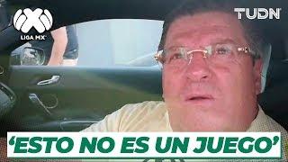 'Piojo' Herrera habla sobre el partido a puerta cerrada con Cruz Azul | TUDN