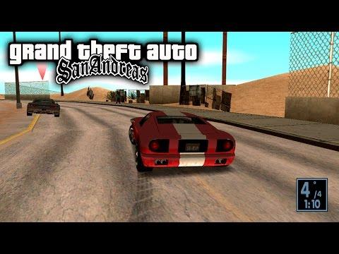 GTA San Andreas - Misiones Secundarias - Episodio 8