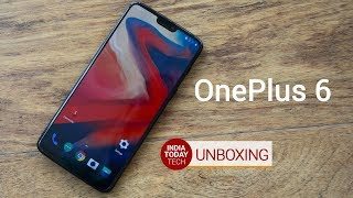 OnePlus 6 unboxing: Specs, design and features