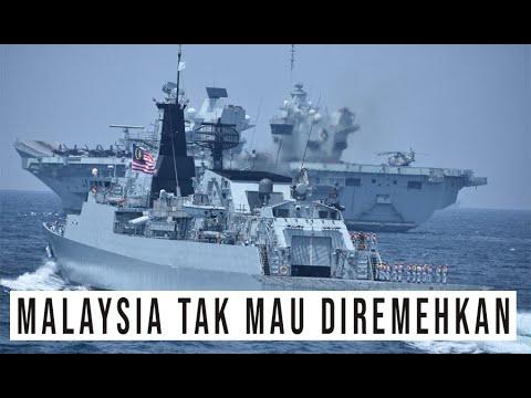 MALAYSIA MULAI MEMBANGUN MARKAS KAPAL PERANG DI PULAU KALIMANTAN