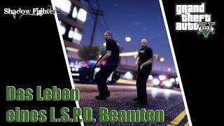   GTA V    ## Vio-V ## Das leben eines L.S.P.D Beamten