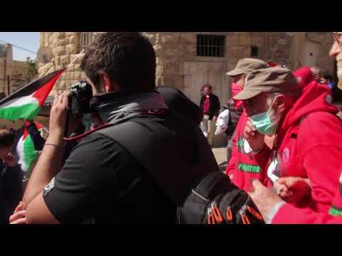 Veterans For Palestine, docu-series trailer