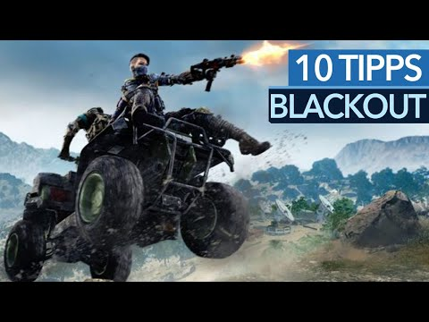 Call of Duty: Black Ops 4 - Blackout-Guide: 10 Überlebenstipps für Battle Royale