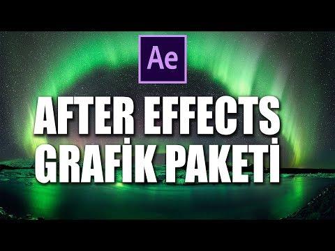 AFTER EFFECTS GRAFİK PAKETİ (Graphics Pack)