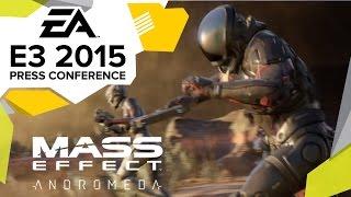 Mass Effect: Andromeda - E3 2015 Trailer