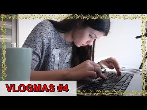 VLOGMAS'19 #4 MAMA STUDENTKA