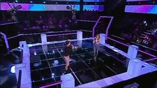 "Miguel Monteiro VS Inês Lucas - ""Somebody That I Used To Know"" - Batalha - The Voice Portugal - S2"