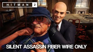 HITMAN™ 2 Master Difficulty - Whittleton Creek, USA (Silent Assassin Suit Only, Fiberwire Only)