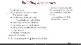 Japan: political history