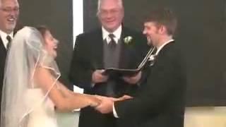 Юмор на свадьбе Истерика у невесты