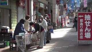 小樽都通り商店街100周年 秋のみやこ市で都通り画像