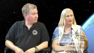 All about dowsing with Susan Collins & Grahame Gardner (ThatChannel.com 2012-05m-18).wmv
