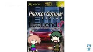 PROJECT GOTHAM RACING 1 LOQUENDO,EPISODIO 3