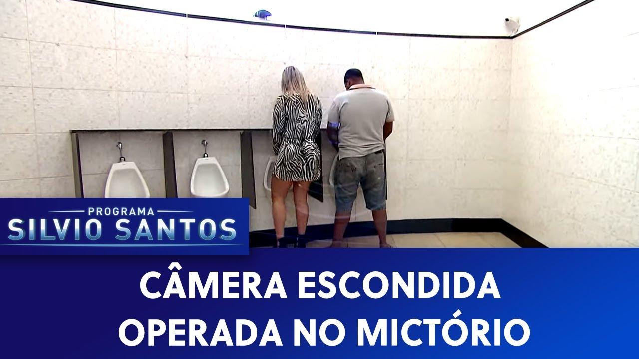 Operada no Mictório | Câmeras Escondidas (04/08/21)