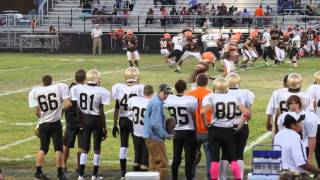 Oak Forest Football: Oak Forest 21 Shepard 0 on 10-8-10 in HD (Sophomores)