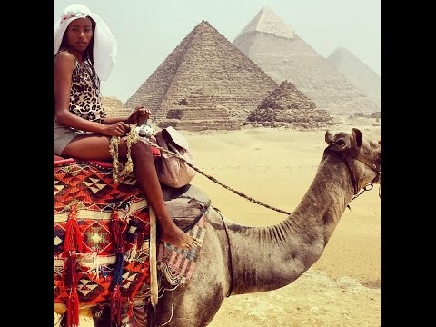 Part 1: Check out Cairo, Egypt with ME!